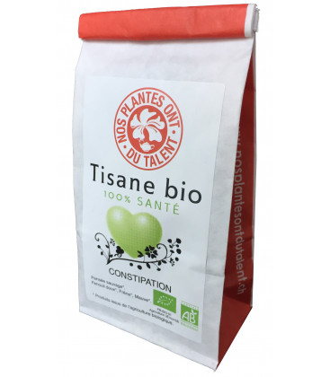 TISANE BIO CONSTIPATION
